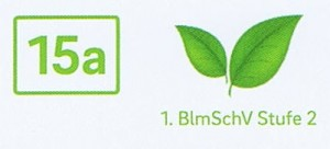 BImSchV emblem
